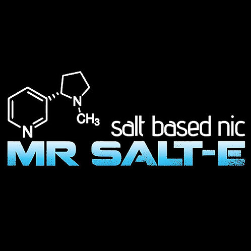 Mr. Salt-E:  Vanilla Custard Nic Salt