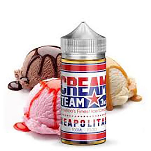 Cream Team:  Neapolitan