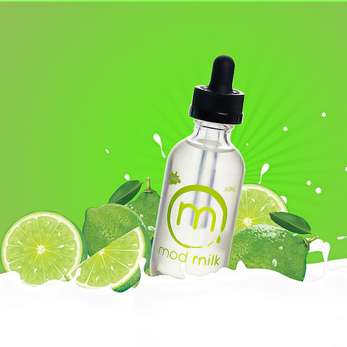 Mod Milk;  Key Lime
