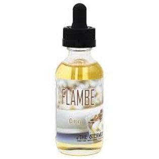 The Steamery:  Flambe