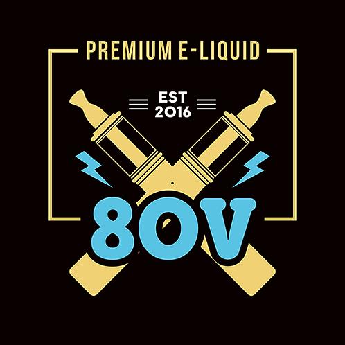 80V;  Key Lime Pye