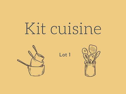 Kit  cuisine LOT 1