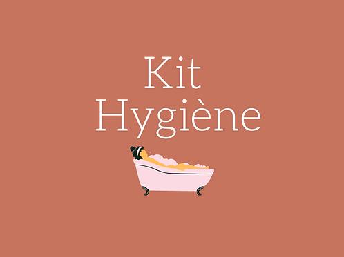 Kit hygiène
