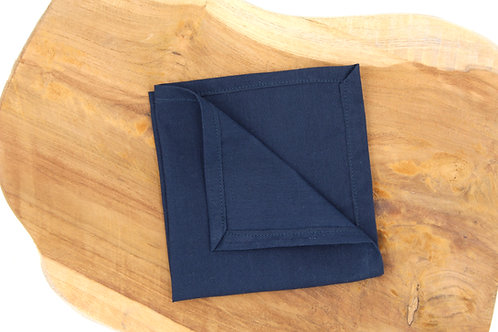 Mouchoir bleu