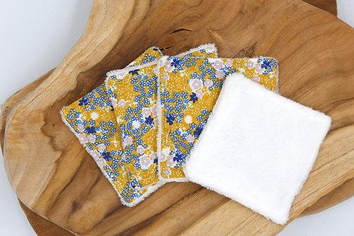 Coton lavable bambou printemps