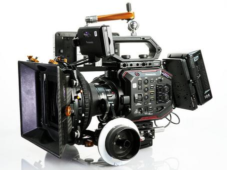Radiator's New Camera