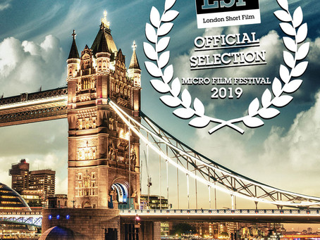 Our Film is going to LONDON