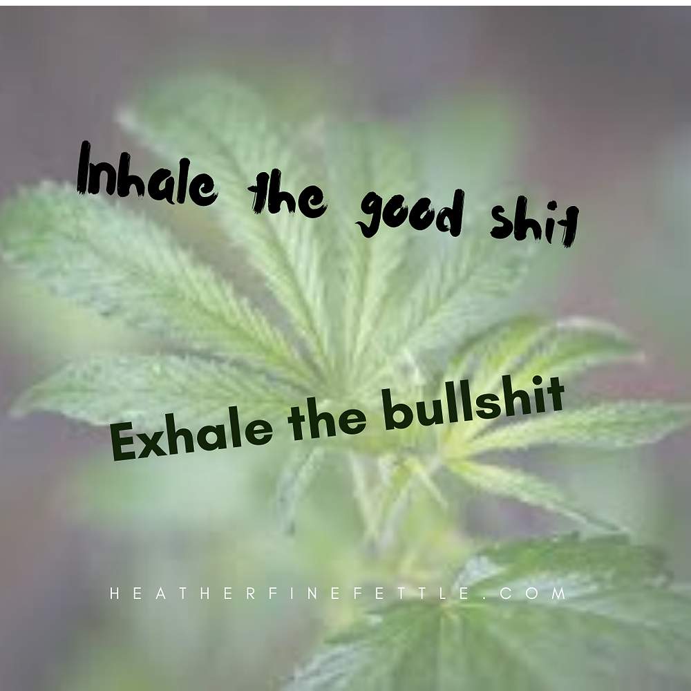 relax, inhale, exhale