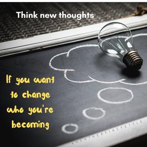 light bulb, idea, thought bubble, encouragement