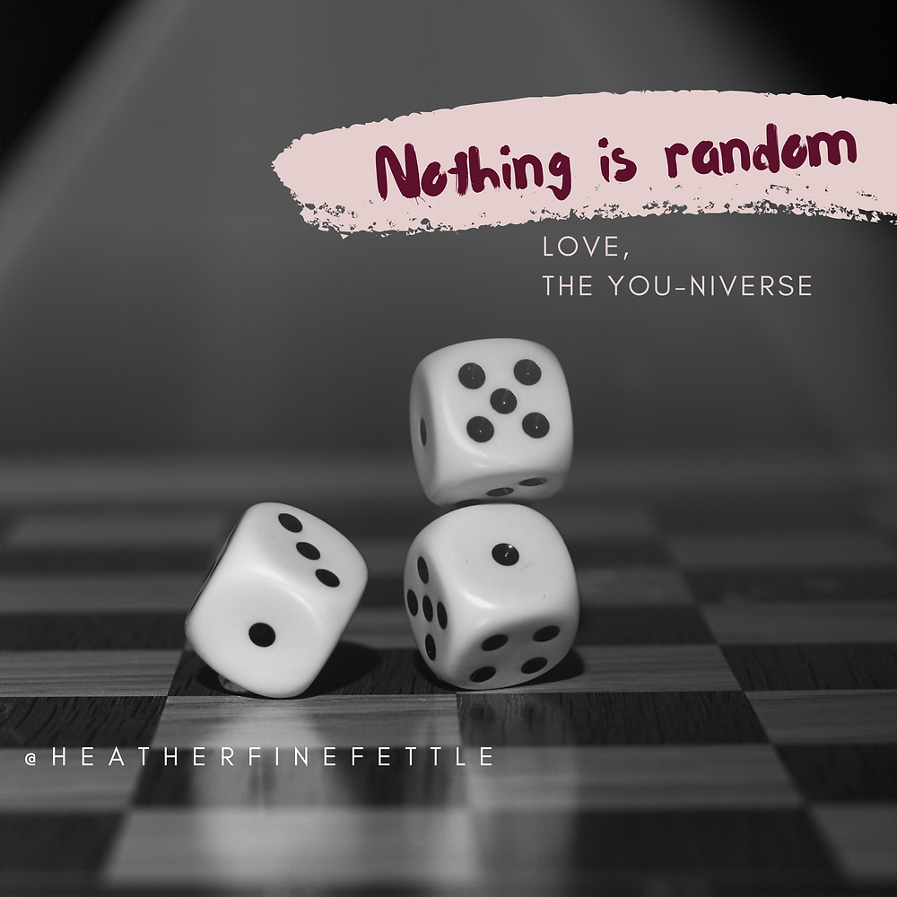 Nothing Is Random