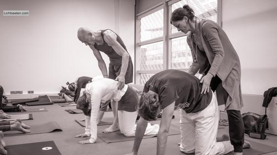 Ausbildung Advanced AYI Yogalehrer