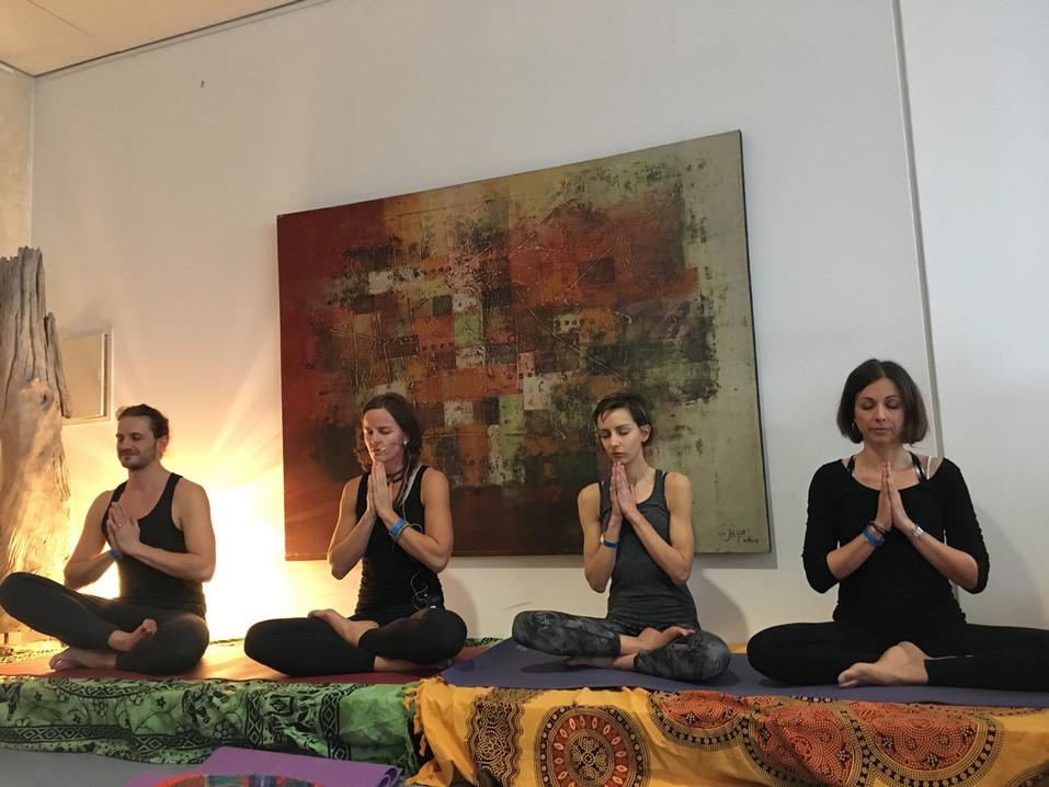Yoga Winterfestival Überlingen