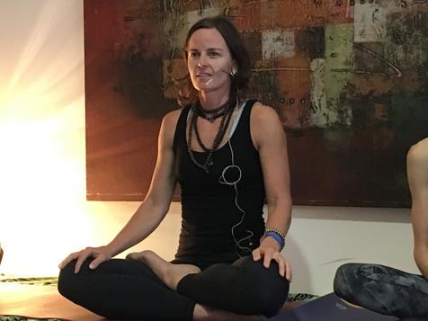 Ashtanga Yoga KN . Barbara