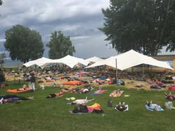 Sommer Yogafestival Bodensee