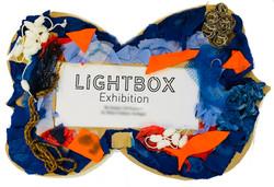 Exhibition Signage and Invitation