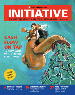Initiative Magazine