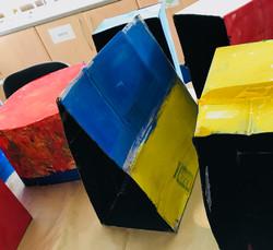 Making Light boxes