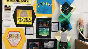 Display of Students Work