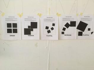 Black square solutions