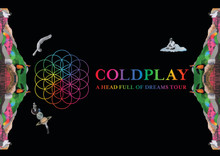 Coldplay Invite