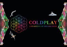 Coldplay Invite