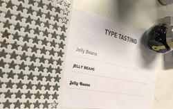 Type Tasting