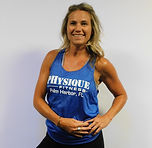 Jill Trainer at Physique Fitness