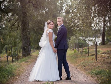 Hanna och David 2018-08-11