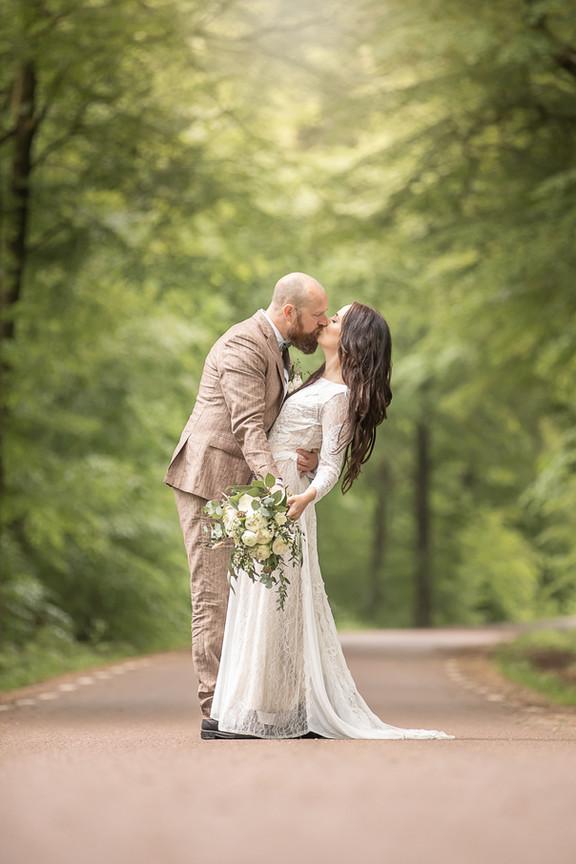 Bröllopsfotograf bokskog