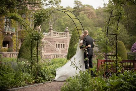 Bröllopsfotograf Tjolöholm slott