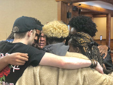 Youth held space to heal the pain of adults