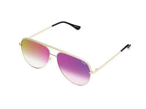 Quay High Key Rainbow Sunnies