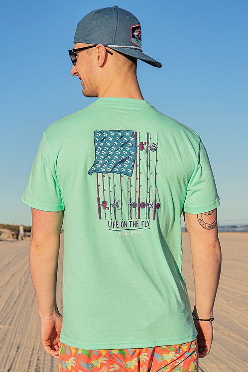 Life on the Fly Tee