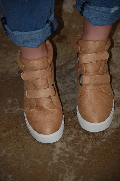 Walk this way Shoes - Tan