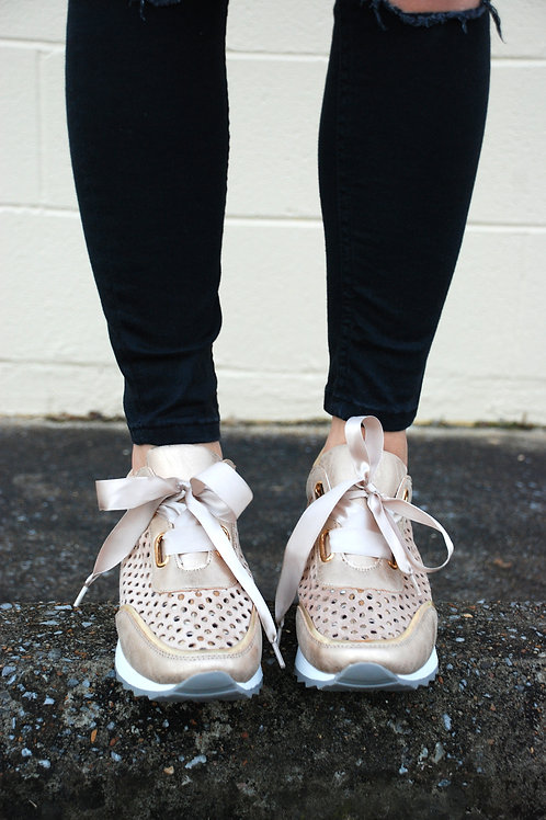 Everything's Rosy Sneakers