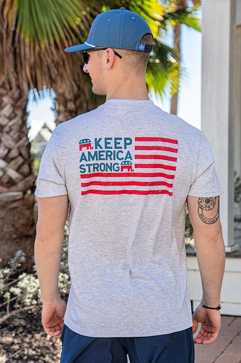 Keep America Strong Tee