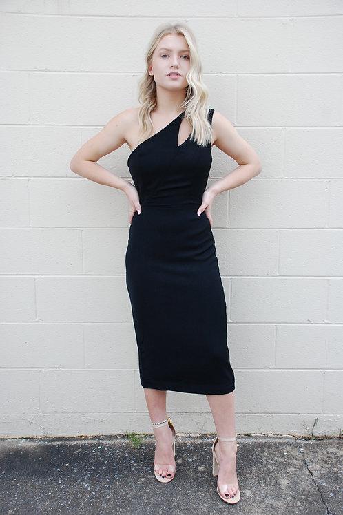 Walk the Line Dress