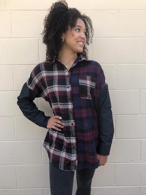 Fun Fall Lovin' Flannel