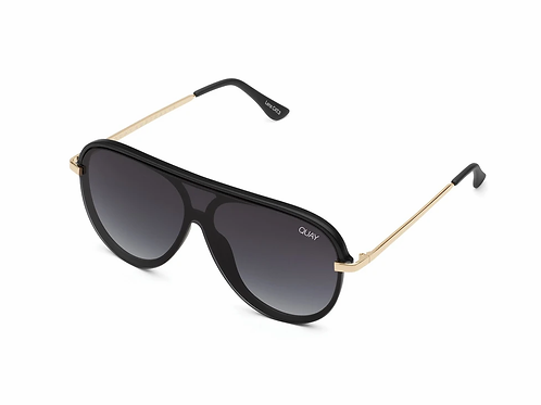 Quay Empire Black Sunnies