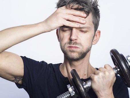 「適切なストレス管理なしでのトレーニングは効果が薄れる?」のお話