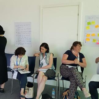 Coaching Workshop, Black Sea Schools Teacher Conference 2019