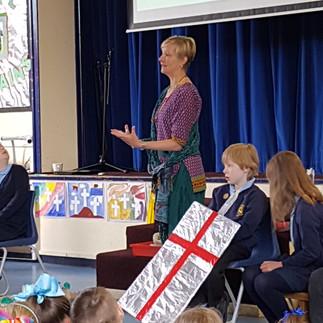 St Charles RC Primary, Salford 2017