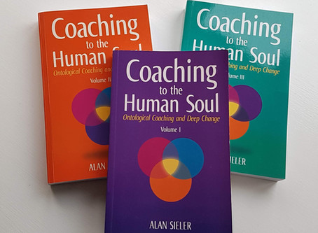 Ontological Coaching Workshop with  Alan Sieler (author of Coaching to the Human Soul).