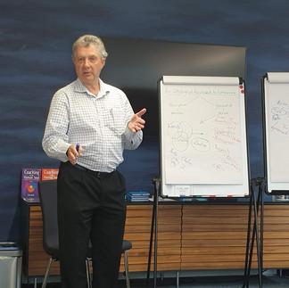 Alan Sieler, Coaching Workshop 2020