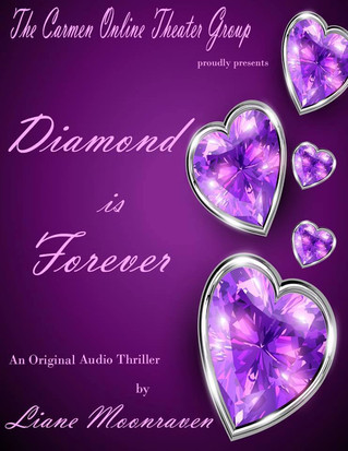 Diamond is Forever, to be Featured in 2016 HEAR Now: The Audio Fiction and Arts Festival