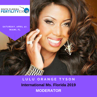 SOFLO Fertility Expo Welcomes International Ms. Florida 2019 as Event Moderator