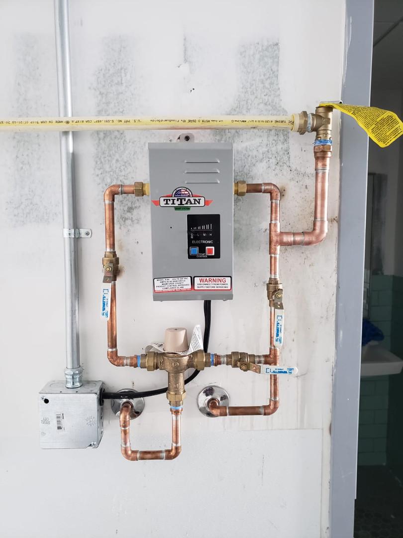 plumbing fixtures Miami
