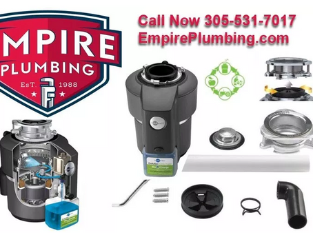 Empire Plumbing News: Garbage disposals finally allowed in Miami Beach!