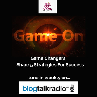She Got Game Media Launches Game On Blog Talk Radio Show