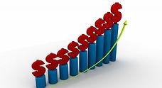 dollars soaring
